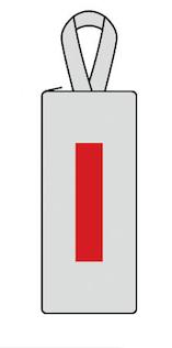 セルトナ・ポータブルマルチ傘カバー レッド