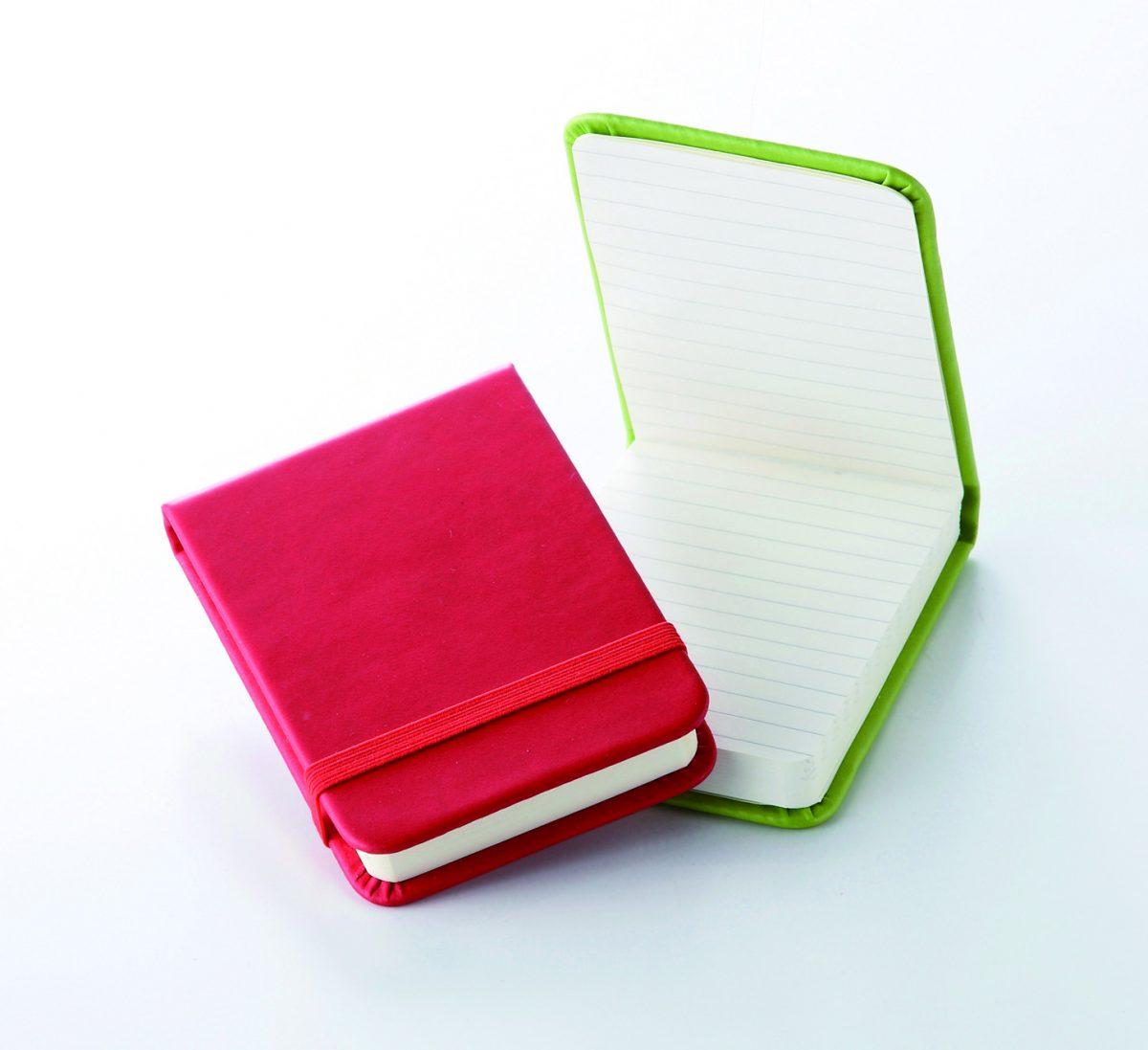 セルトナ・ハードカバーメモ帳 ピンク