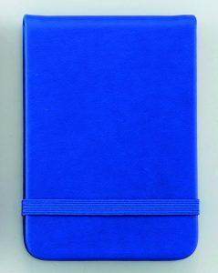 セルトナ・ハードカバーメモ帳 ブルー