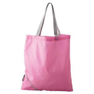 セルトナ・トライアングルポータブルバッグ(カラビナ付き)ピンク