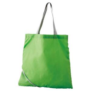 セルトナ・トライアングルポータブルバッグ(カラビナ付き)グリーン