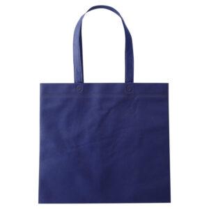 セルトナ・フラット型手提げバッグ ブルー