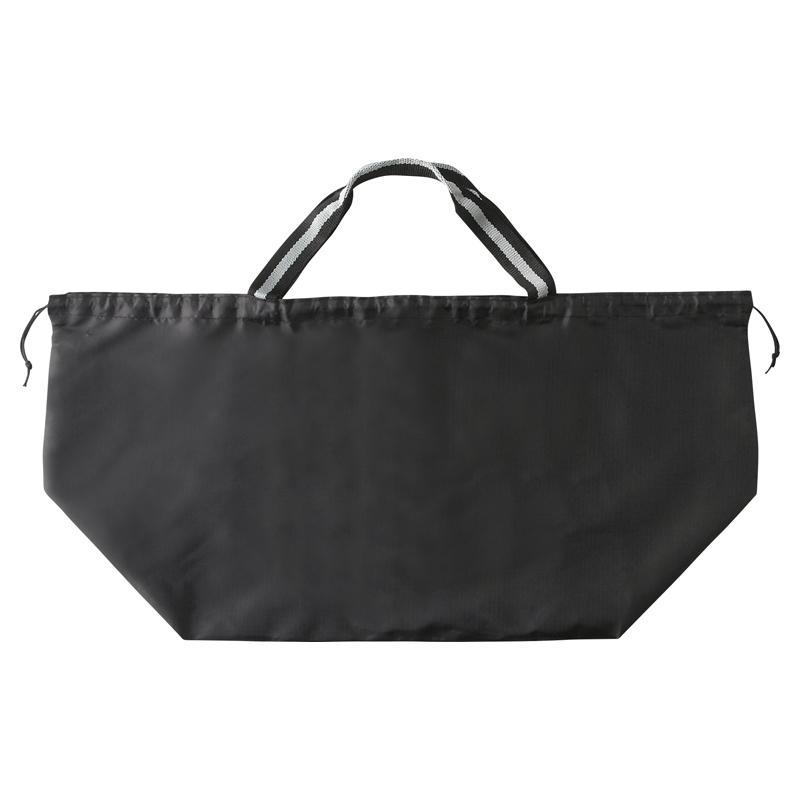 ポータブル巾着ショッピングレジバッグ(ポーチ付き)