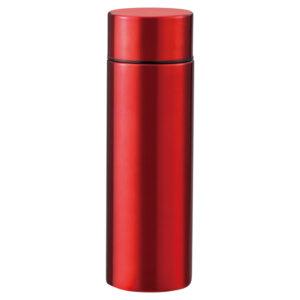 セルトナ・ポケットサイズ真空ステンレスボトル レッド