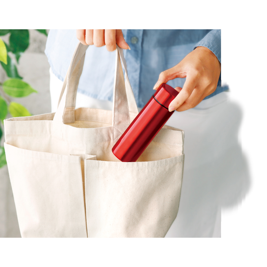 セルトナ・ポケットサイズ真空ステンレスボトル ピンク
