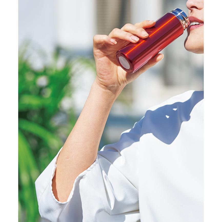 セルトナ・ポケットサイズ真空ステンレスボトル ブラック