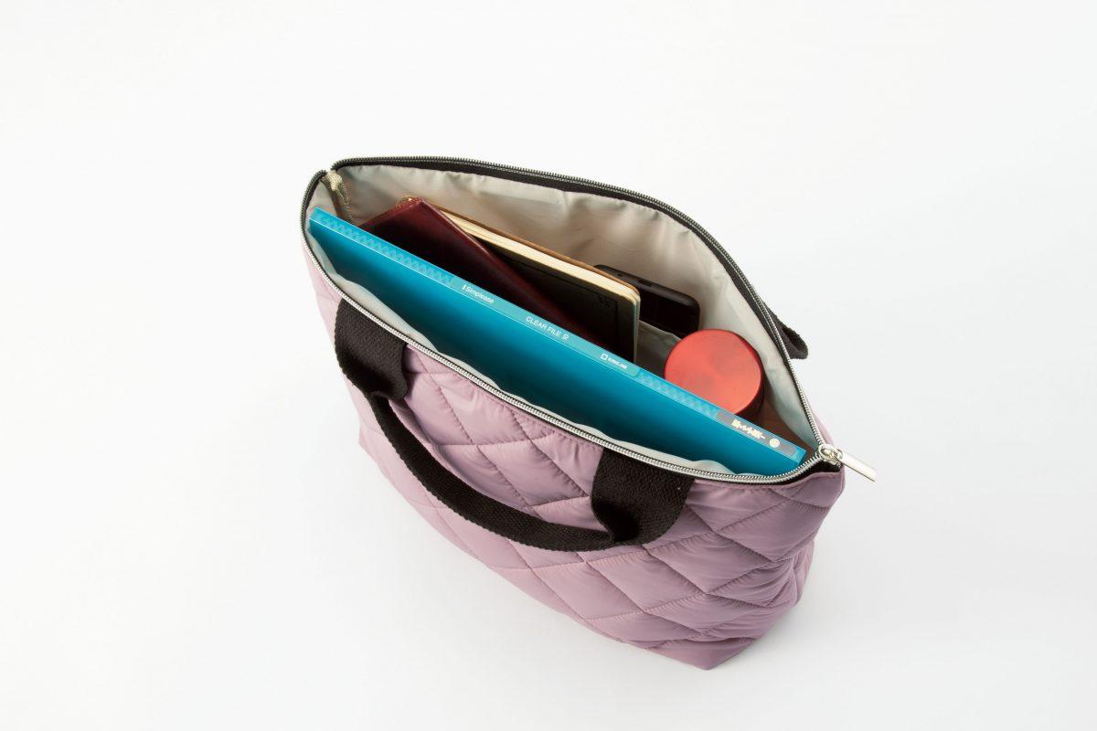 【Research/リサーチ】キルティングラージトートバッグ