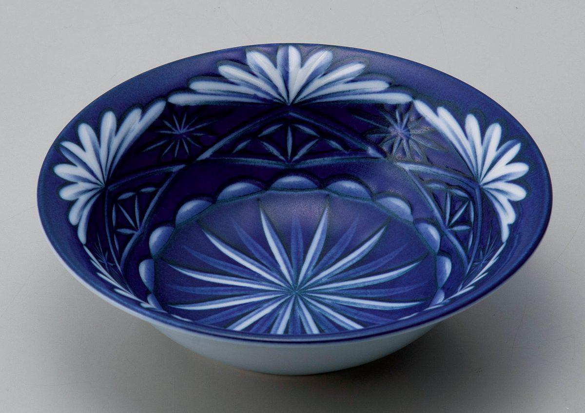 切子風小鉢