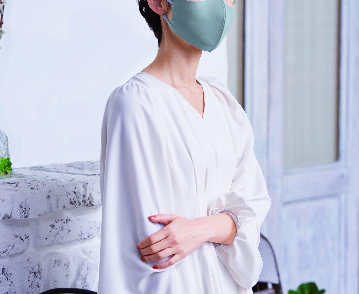 プレミア・リッチ3D マスク(グレー)