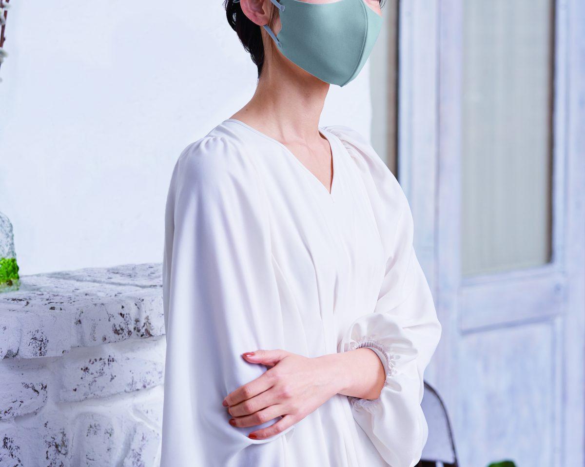 プレミア・リッチ3D マスク(ベージュ)