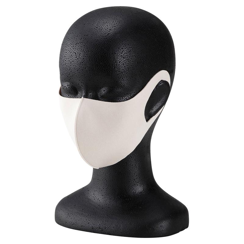 洗える3Dマスク(1枚)グレー