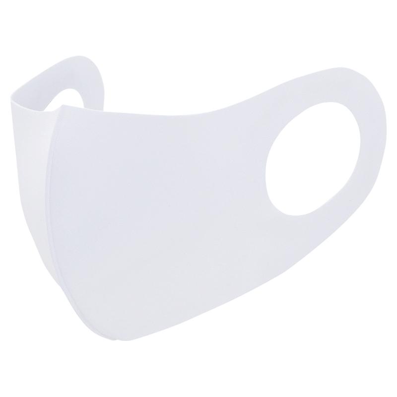 涼感洗えるマスク(10枚セット)ホワイト