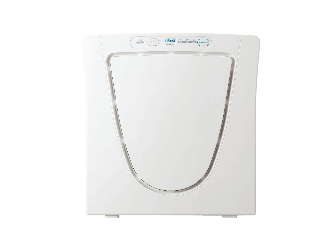 HEPAフィルター採用 空気清浄機