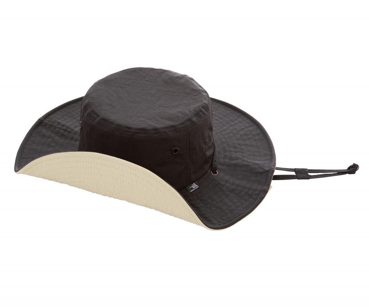 クールUVサファリハット1個(ブラック)