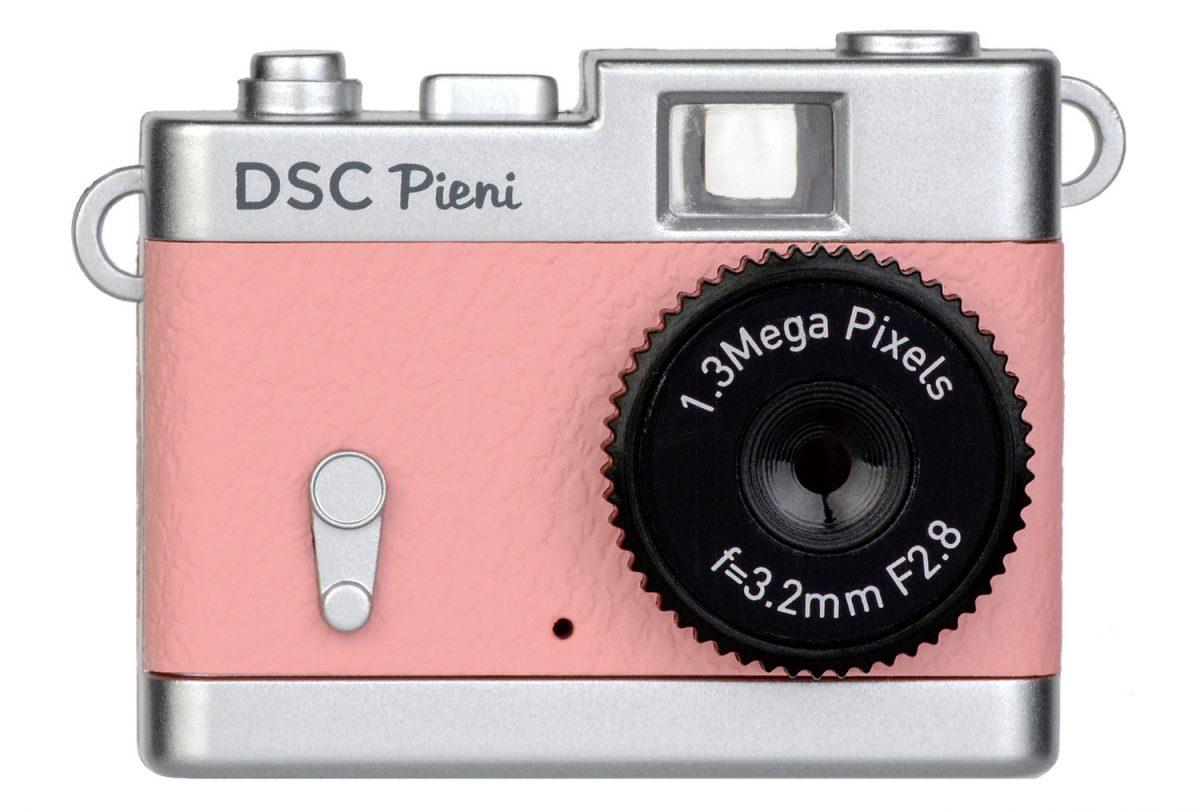 トイカメラ PIENI 1個(コーラルピンク)