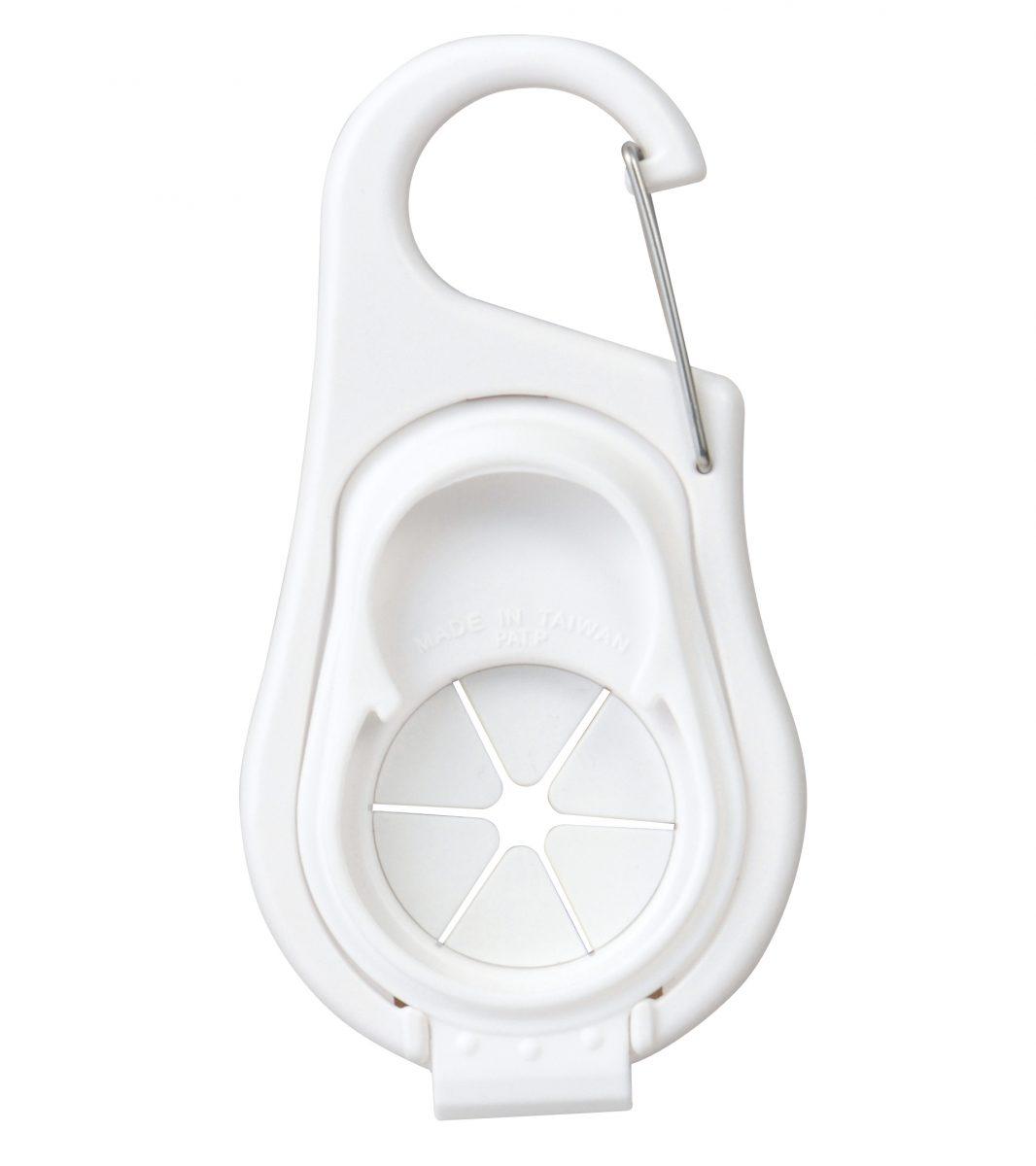 タオル&ペットボトルホルダー(ホワイト)
