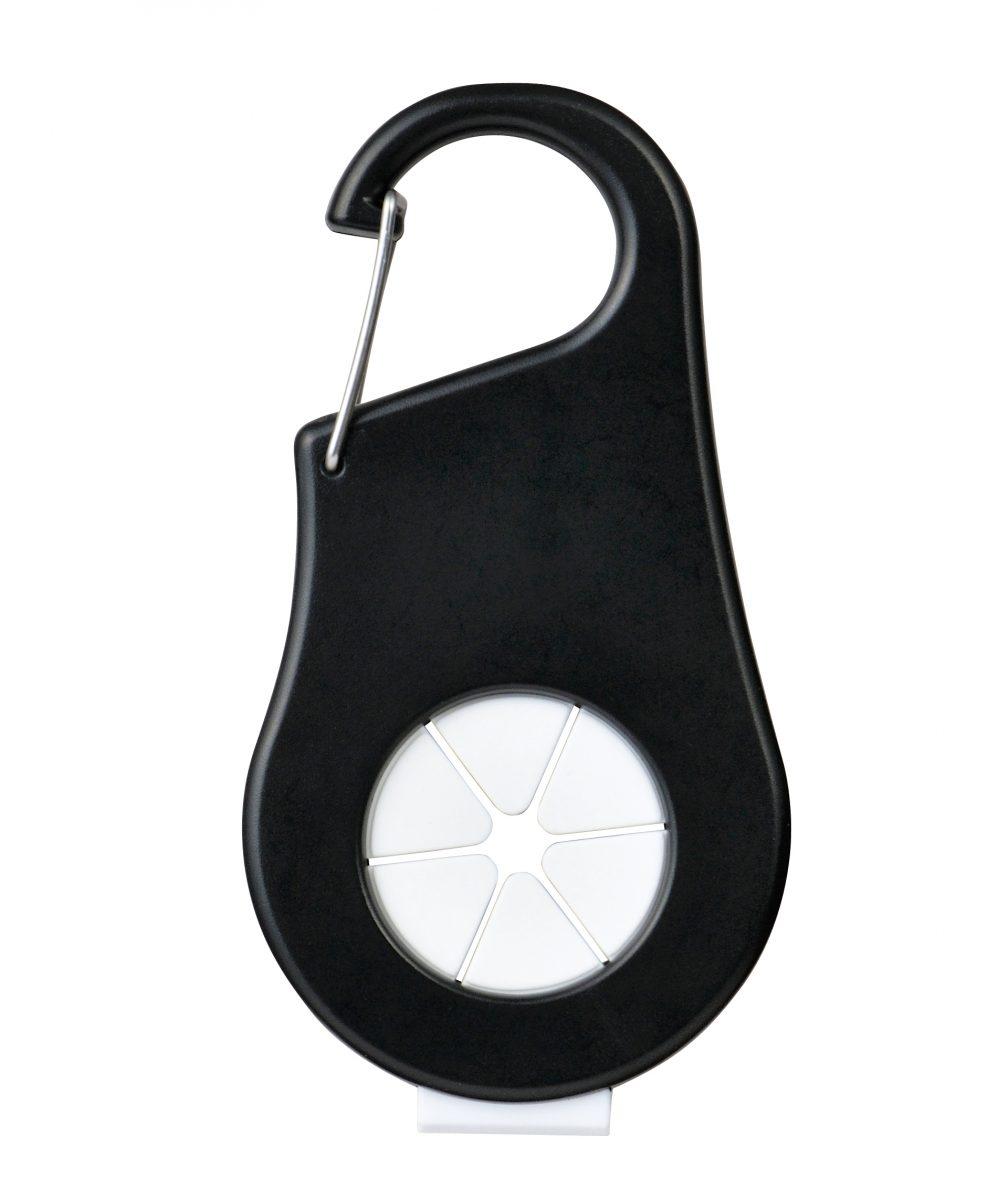 タオル&ペットボトルホルダー(ブラック)