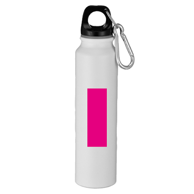 直飲みアルミボトル220ml(ホワイト)