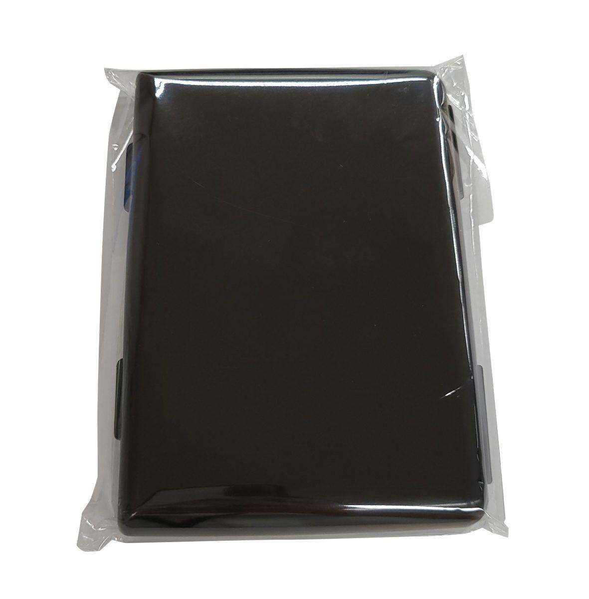抗菌コンパクトマスクケース1個(ブラック)