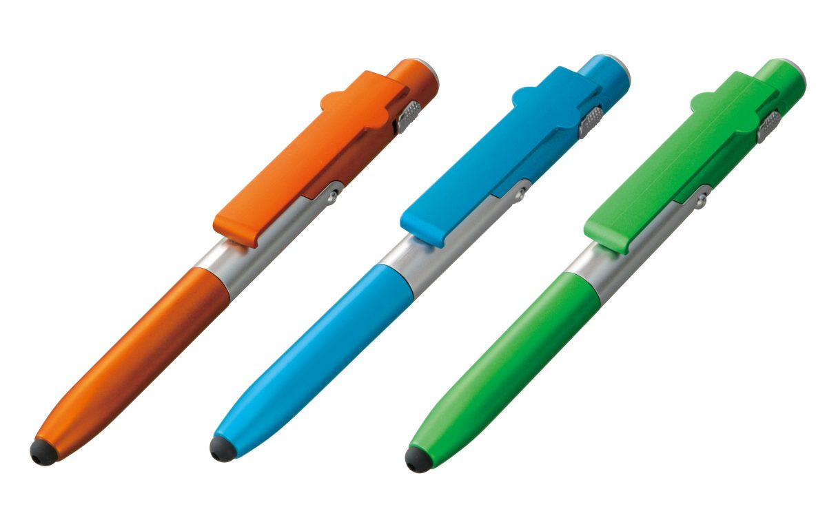 4in1多機能タッチボールペン 1本