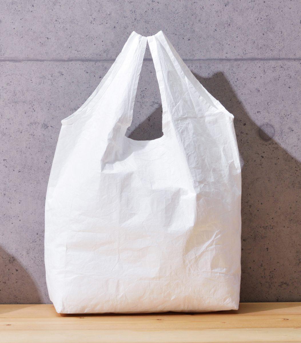 丈夫で軽いショッピングバッグ