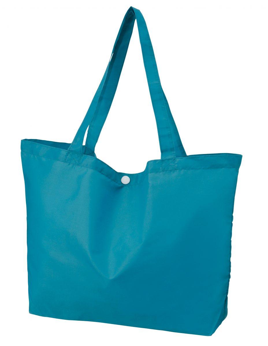 Ecolor 折りたたみビッグバッグ(ブルー)