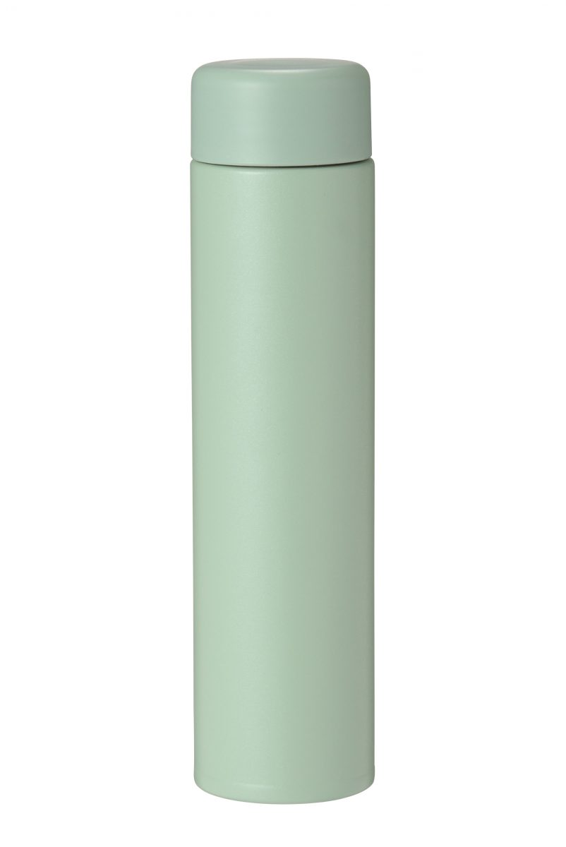 ストッパー付き真空ステンレススリムボトル200ml 1本