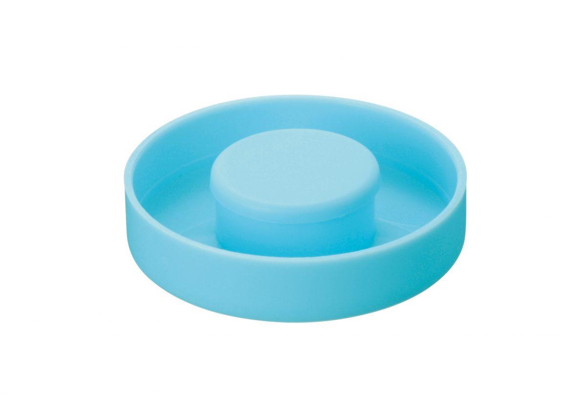 折りたたみ携帯コップ(ブルー)