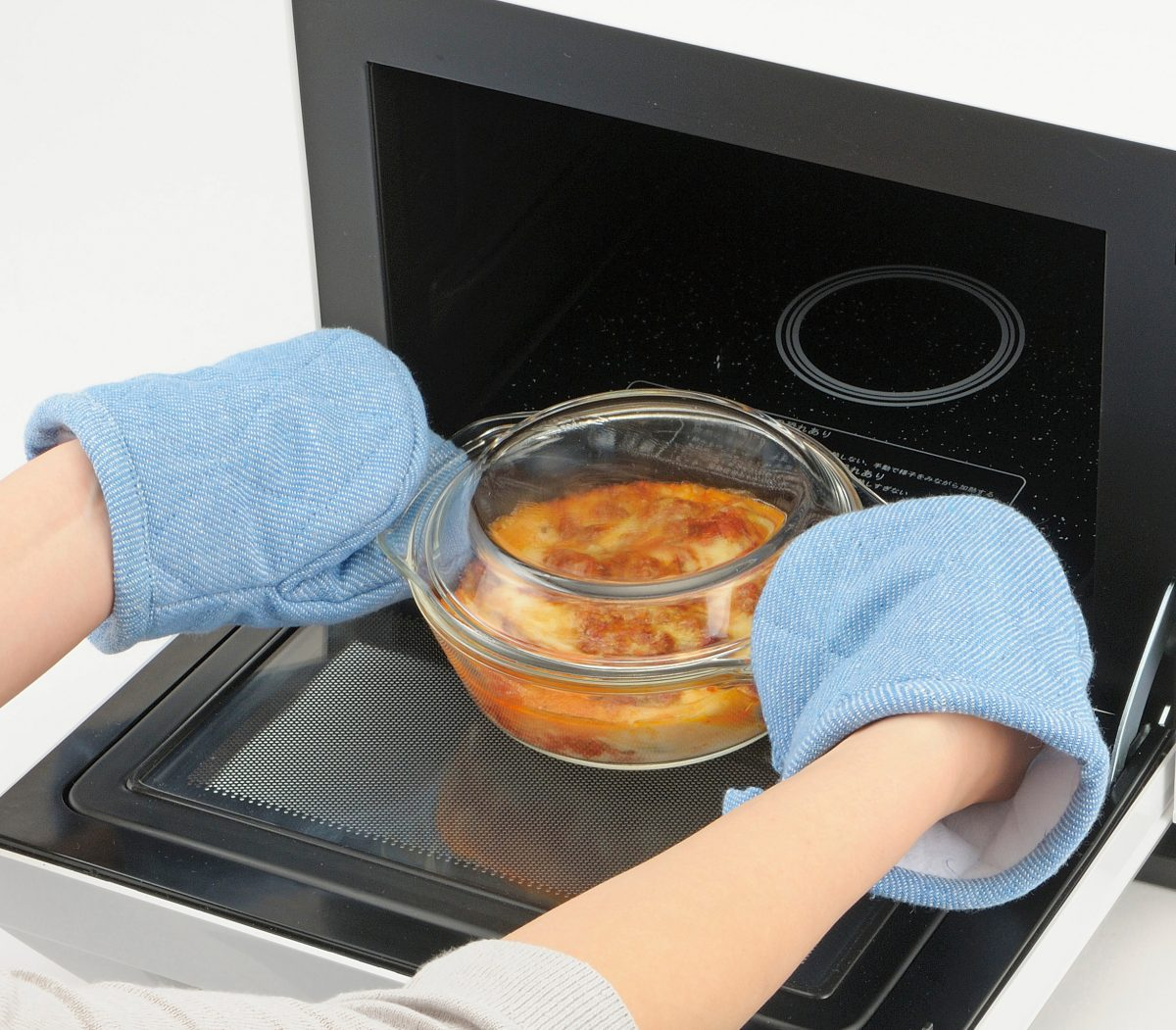 オーブン対応 耐熱ガラスココット