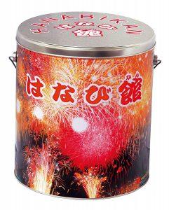 缶入り花火
