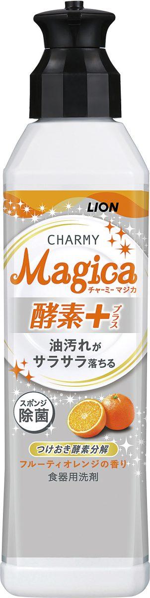 CHARMY Magica酵素+220ml(フルーティオレンジの香り)