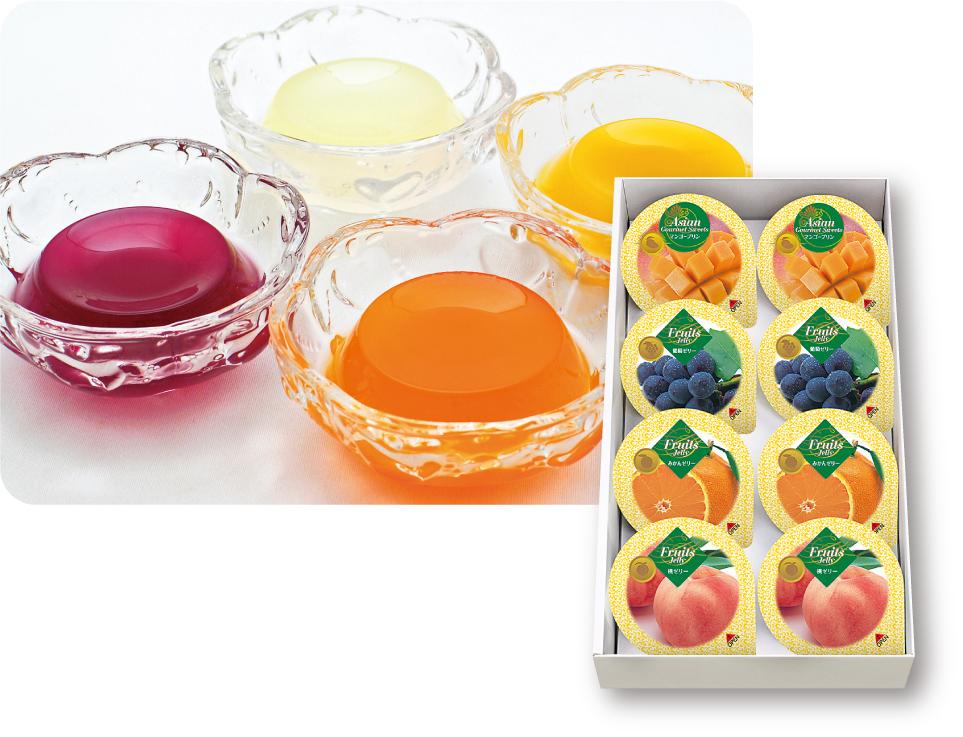 果実の恵み 涼菓抽選会50人用