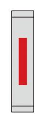 メタリック・モバイルバッテリー シルバー