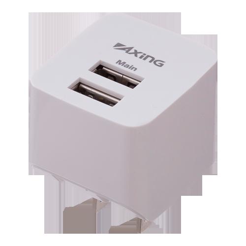 USBコンセントチャージャー2.1A 2ポート