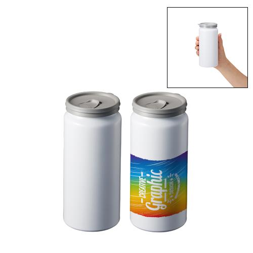 缶型アルミタンブラー 昇華転写対応