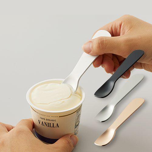 アイスクリームスプーン