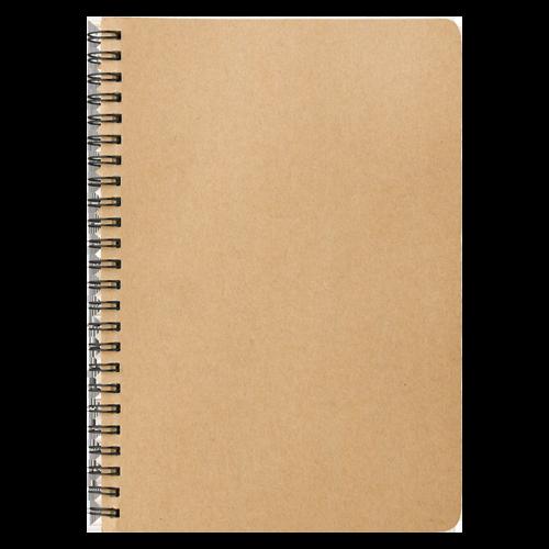 リサイクルA5リングノート