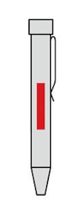 セルトナ・8in1 ペン型ドライバー ピンク